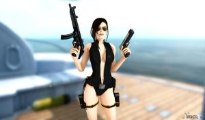 - Hottest Adventure Day | Tomb Raider by Rockeeterl