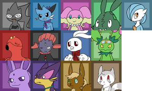 CHA Icons by Snow-ish