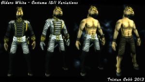 Alders - UT3 Costume Variations by Tristikov