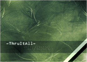 ThruItAll- Dirty Fractral Set by ThruIsTia