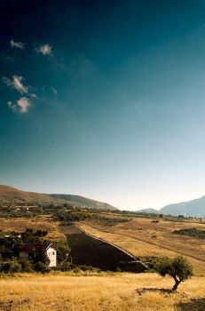 Sicily's country by AntonioAndrosiglio