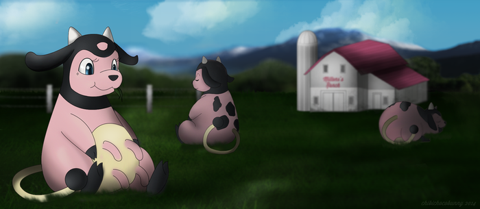 Milton's Ranch by BoopBear