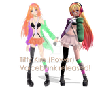 Tiffy New Design + Kire VB released+ download! by mqytiff