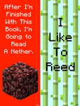 Minecraft Bookmarks by Cheesedoctor22