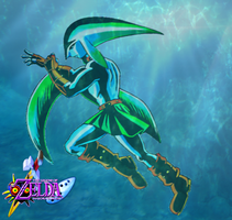 Zora Link by Legend-tony980