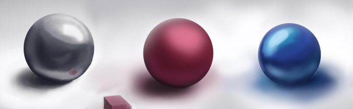 Sphere Practice Shading by Sascha-Snowstorm