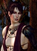 Dragon Age: Morrigan by Requium-for-Kira