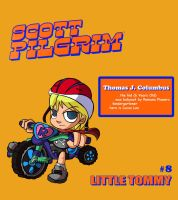 Evil Ex 8: Little Tommy by posole