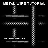 Difrent Style Metal Wire by NoobGamer75