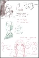 ZoA: GIVES YOU DOSE BRAIDS 8D wut? OvO by Bifunctional