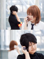 Junjou Egoist: Is it wrong to keep loving you? by Aoi-channnu