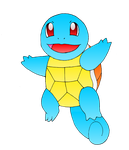 KANTO POKEMON COLLAB : SQUIRTLE by HOBYMIIOFFICIEL