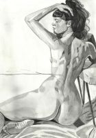 bettie page by cssp