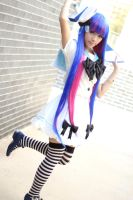 PSwG Stocking Sailor Cosplay by Lycorisa