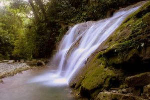 Las Posas Waterfall, Xilitla by SmoHuffmister