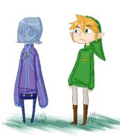 Zelda Turtlenecks by Cloudghost