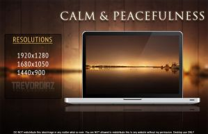 Peaceful and Calmness Wallpapers by redrum201