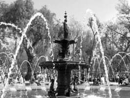Fountain by Piccolart