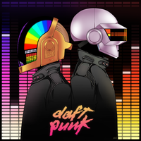 Daft Punk by ritobo