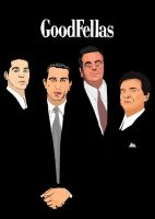 Goodfellas by Graffiti-Artist