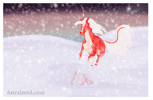 Snow Run by Astralseed
