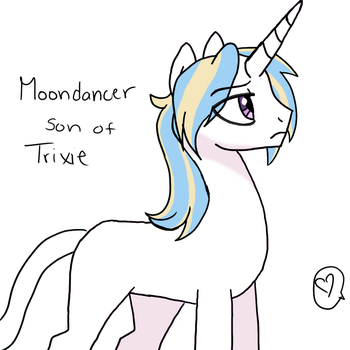 Gift: Moondancer by Roselite