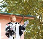 Tres Iqus Trinity Blood 7 by KaryuKuroda