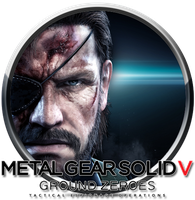 Metal-Gear-Solid-V Ground-Zeroes by C3D49