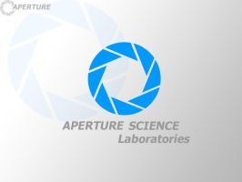 Aperture Science Wallpaper by LuckyHRE