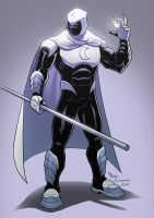 Moon Knight by DarioCld