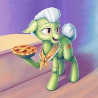 Apple Pie by Dahtamnay