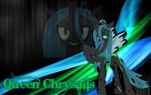 The Lovely Changeling Queen by kayleyster