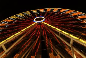 Another ferris wheel by schwarzdrossel
