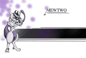 Mewtwo: No More Armor by FrothyTheRabidCat