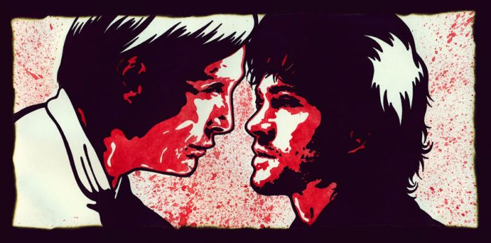 Hannibal and Will 3 by weedenstein