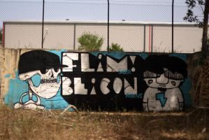 Flim x The Fat Beicon by ivan-bliznak