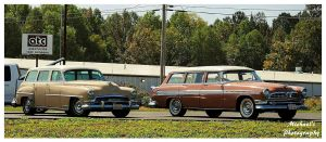 Two Chrysler New Yorker Station Wagons by TheMan268