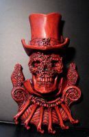 Baron Samedi, Red by DellamorteCo