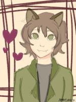Nepeta with kitty earsss by Ammychan92698