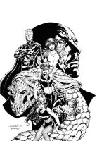 Excalibur cover 6 by TimTownsend