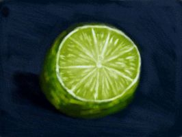 Art Academy: The Lime by cdla