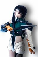 Yuffie FF7 cosplay part11 by mayuyu0405