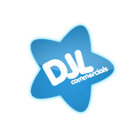 DJL-Commercials logo by Dennern