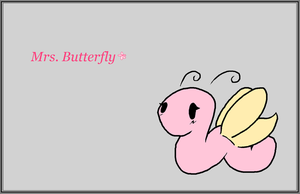 mrs. butterfly by firefox939
