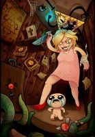 The Binding of Isaac Rebirth by TrololhAnime