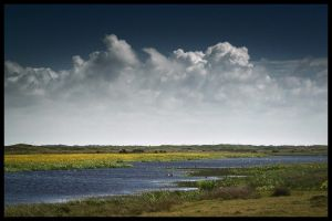 Clouds above Texel ... by MOSREDNA