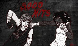5,000 Hits - Kiriban for Anon by Raire