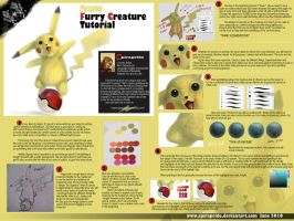 FURRY CREATURE TUTORIAL by spirapride