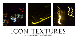 10 Icon textures by applepoison