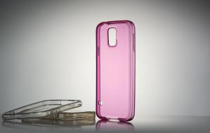 Phone transparet cases by pitbr